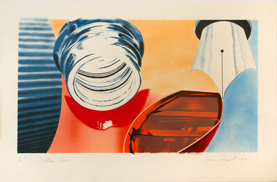 James Rosenquist, 'Sheer Line', 1979