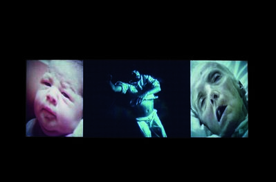 Bill Viola, 'Nantes Triptych', 1992