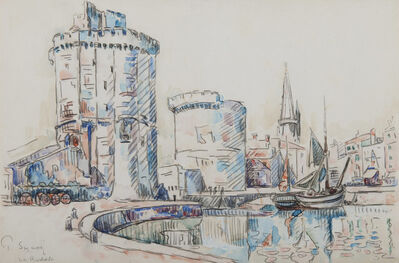 Paul Signac, 'La Rochelle', Unknown