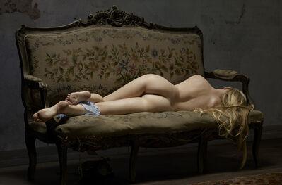 "Erwin Olaf, '""Skin Deep, Reclining Nude No 7""', 2015"