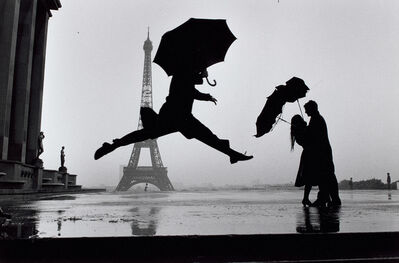 Elliott Erwitt, 'Paris', 1989
