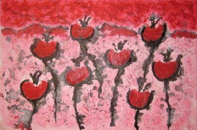 Jean-Francois Debongnie, ' Red Love (II)', 2009