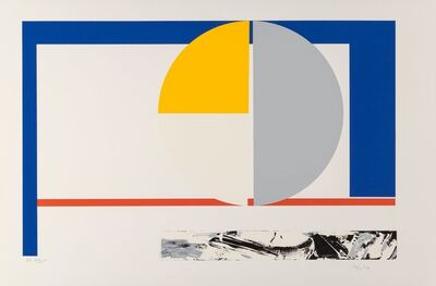 Budd Hopkins, 'Jutland III', 1979
