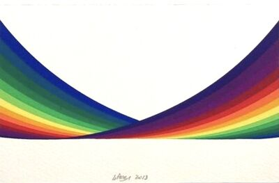 Julio Le Parc, 'UNIQUE', 2013