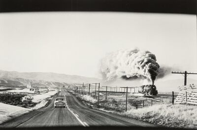 Elliott Erwitt, 'Wyoming', 1954