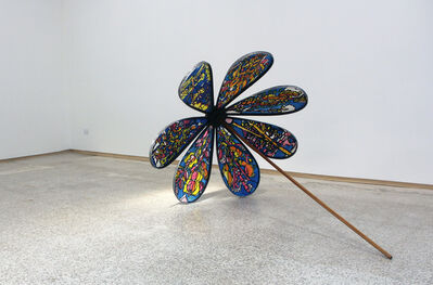 Paula Wilson, 'Stained Glass Umbrella', 2016
