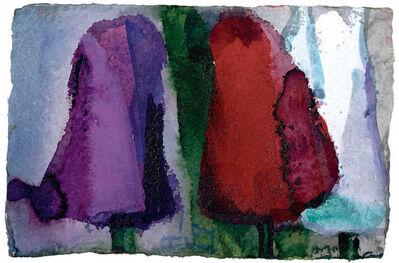 Klaus Fussmann, 'Tulpen', 2004
