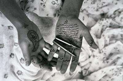 Shirin Neshat, 'Moon Song', 1995