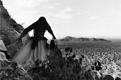 Graciela Iturbide, 'Mujer Ángel. Sonora, México', 1979