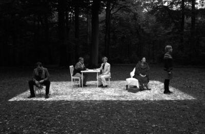 Ulla von Brandenburg, 'Chorspiel [Choral Play]', 2010