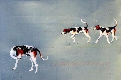 William Dunlap, 'Triple Treat ', 2012
