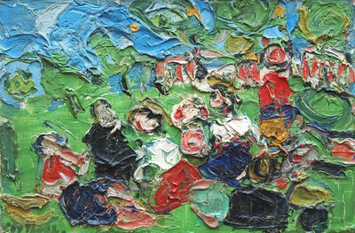 Andre Cottavoz, 'Dans Le Parc', 1922-2012