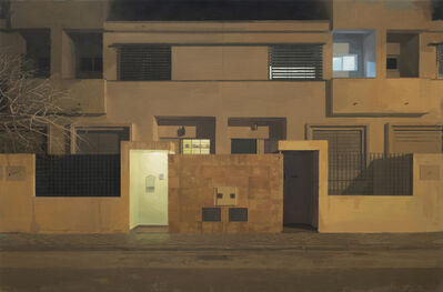 Jorge Gallego, 'La mirada', 2018