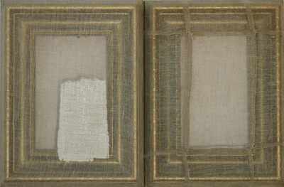 Joan Ill, 's.t. 1 and 2 (diptych)', 2013