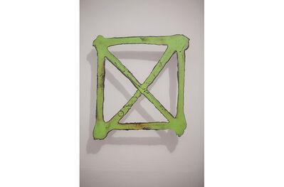 Tom Fruin, 'NO ENTRY, X', 2013