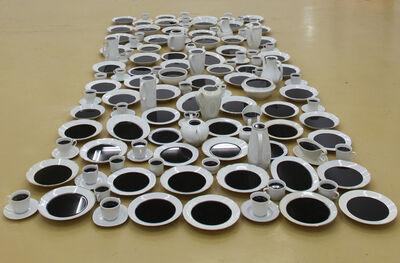 Belu-Simion Fainaru, 'Black Milk', 2012