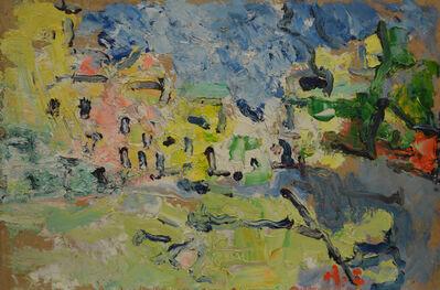 Aron Froimovich Bukh, 'Urban Fantasy', 1996