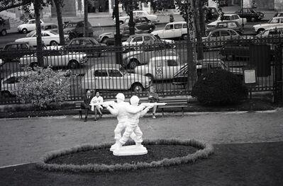 Antoni Miralda, 'Intervención Musée Galliera #1. VI Biennale de Paris ', 1969