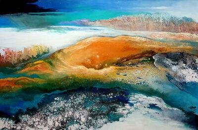 Astrid Dahl, 'Rains Retracting', 2020