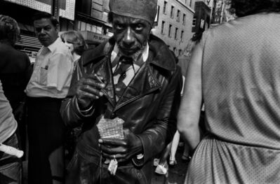 Bruce Gilden, 'Untitled, New York City', 1982