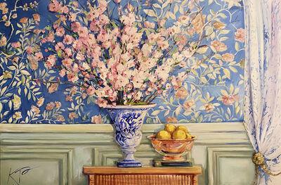 Kelly Pelfrey, 'Blossoms Royale', 2021