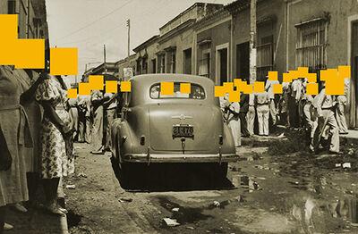 Nelson Ramirez de Arellano Conde, 'History of Cuba(4)', 2018