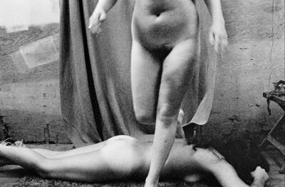 Susan Meiselas, 'Curtain call, Essex Junction, VT', 1973
