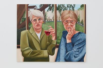 Madeleine Pfull, 'Gossipers', 2018