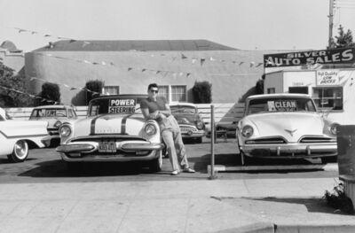 Lee Friedlander, 'Los Angeles', 1961