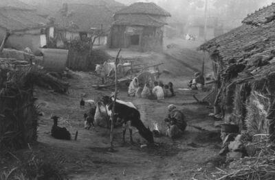 Edouard Boubat, 'Village, Inde', 1966