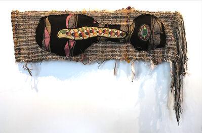 "Juliet Martin, 'Textile Handwoven Wall Hanging: 'Slumber 2""', 2018"