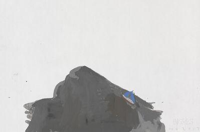 Humphrey Ocean, 'Blue Yacht', 2017