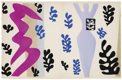 Henri Matisse, 'Le lanceur de couteaux, from Jazz', 1947