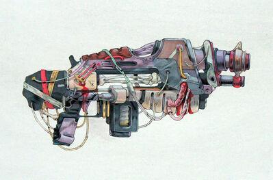 Smithe, 'Pistola de osos de agua', 2013