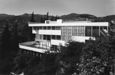 Julius Shulman, 'Lovell House. Los Angeles, Ca.', 1950