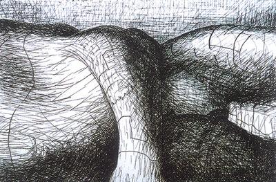 Henry Moore, 'Elephant Skull', 1970