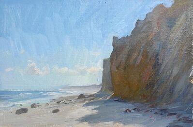Marc Dalessio, 'Shadmoor Cliffs', 2018