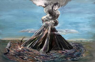 Marcos Castro, 'Volcán III', 2019