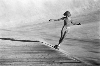 Hugh Holland, 'The Concrete Swell, Viper Bowl, Hollywood, CA', 1976