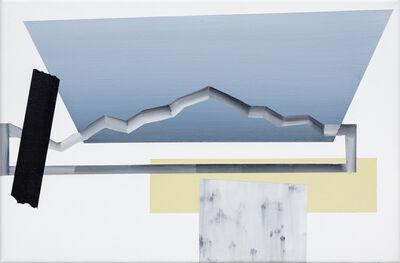 Benjámin Nagy, 'Biometric Landscape', 2018