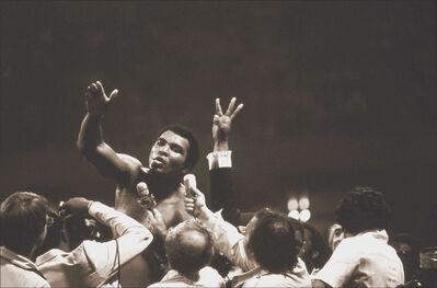 Michael Gaffney, 'Muhammad Ali, Three Time Heavyweight Champion ', 1978
