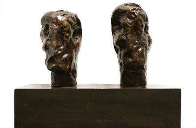 Henry Moore, 'Emperor's Heads', 1961