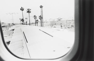 "Bruce Davidson, '""Untitled (Jet Aircraft Wing)"" from Los Angeles', 164"
