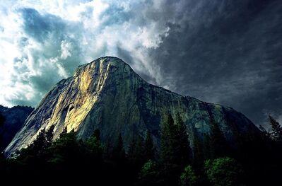 David Glick, 'El Cap 8'
