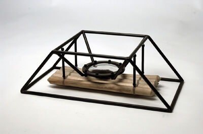 Jun-Sasaki, 'Hérisson (porcupine)', 2001