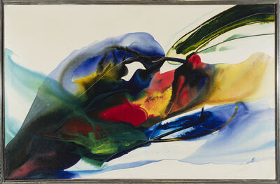 Paul Jenkins, 'Phenomena nearing spring solstice', 1966