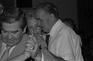 Paz Errázuriz, 'ST (Serie Tango)', 1986