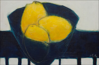 Danielle Lanteigne, 'Citrons sur table', 2017