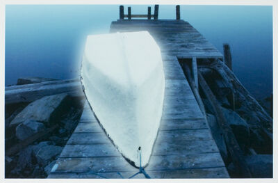 Tony King (b. 1934), 'Ghost Boat'