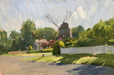 Marc Dalessio, 'The Gardiner Windmill', 2019